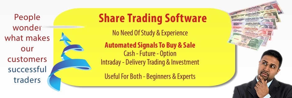 Intraday option trading software